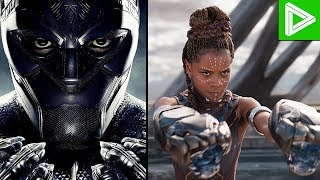 10 Things You Probably Didn't Know About Black Panther