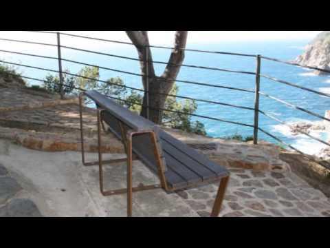 Grisverd, sustainable urban furniture, inTossa de Mar