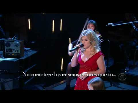 Kelly Clarkson - Because Of You (Subtitulado en Español)