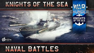 War Thunder recruiting Knights of the Sea