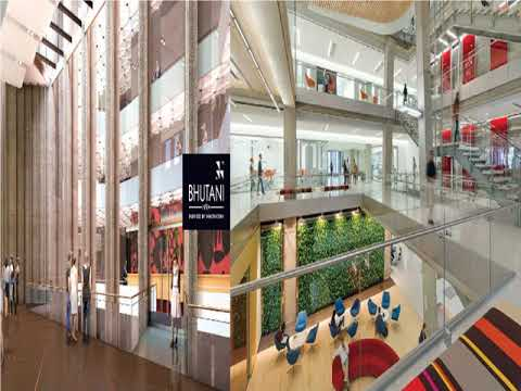 Bhutani Cyberthum Commercial Destination Sector 140 Noida