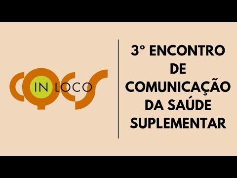 Imagem post: 3º ENCONTRO DE COMUNICAÇÃO DA SAÚDE SUPLEMENTAR