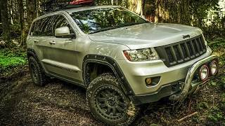 2013 Jeep Grand Cherokee WK2 project
