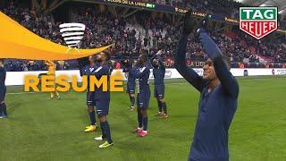 Stade de Reims - Paris Saint-Germain ( 0-3 ) (1/2 finale) - Résumé - (REIMS - PARIS) / 2019-20