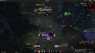 Affliction Warlock UI Legion
