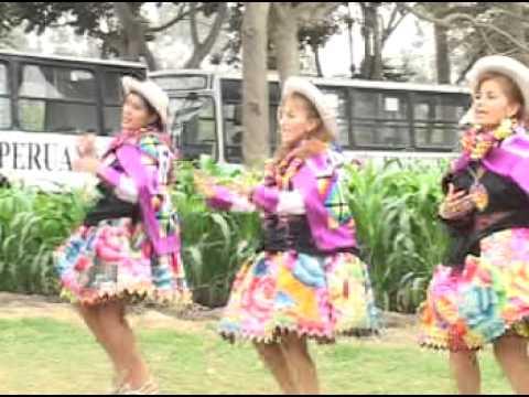 CHICAS MAÑANERAS 2012- HUAYLASH CALIENTE- KOTUNCHA HUAMBLA
