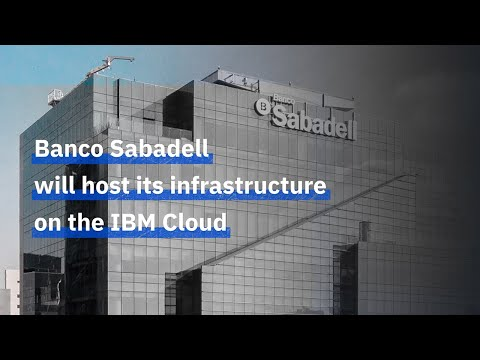 IBM Services helps Banco Sabadell reimagine service excellence for Mexico's first fully digital bank