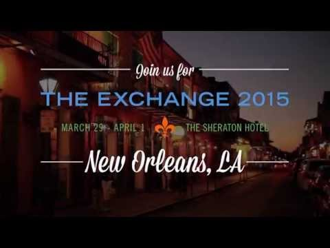 Save the Date for The Exchange 2015