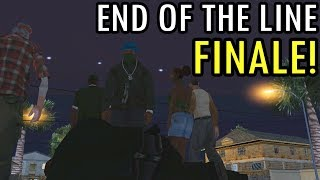 The finale! End of the line | GTA San Andreas | Ep.25 [HD]
