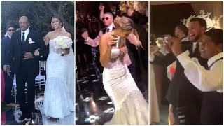 Seth Curry gets married to Doc Rivers' daughter Callie