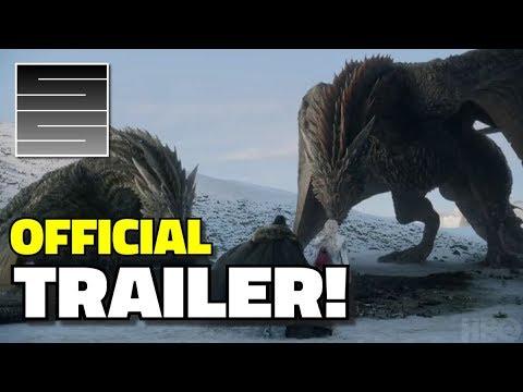 Game Of Thrones Season 8 Official Trailer!