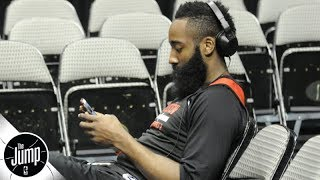Will the NBA actually go through players' phone records to prevent tampering? | The Jump