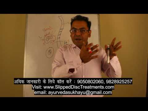 How Slipped Disc and Sciatica Treatment is possible without surgery