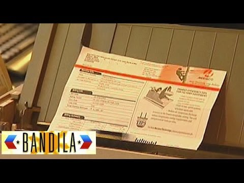 Meralco Accused Of Power Rate Manipulation - Smashpipe Entertainment