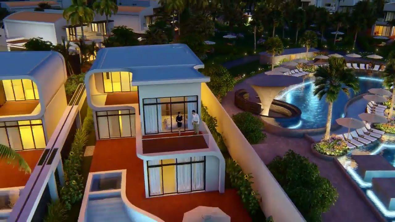 Ixora Hồ Tràm by Fusion mở án biệt thự biển 3PN chỉ từ 17 tỷ/ căn, được phát triển bởi Vinacapital video