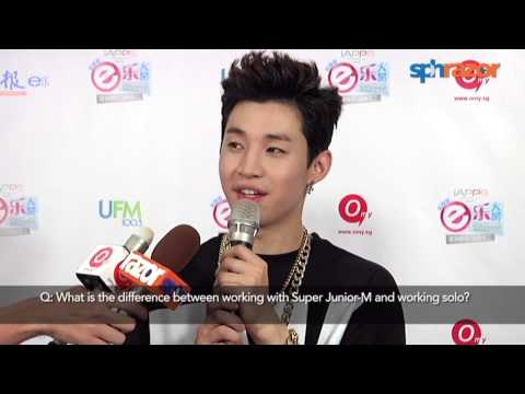 헨리 (Henry) talking about 진짜사나이 (Real Man) and noisiest SJ member