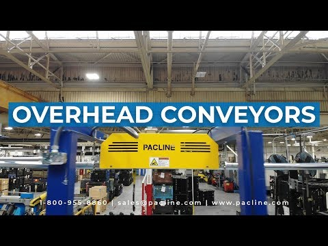 Pacline Overhead Conveyors
