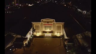 AMAZING DRONE VIEW (TUGU, MALIOBORO. TASTE THE FOOD)