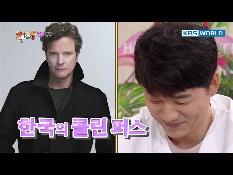 Korean's Colin Firth, SeungSoo, was misunderstood as a married man[Happy Together/2017.10.26]