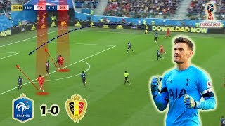 French Defense Too Strong for Belgium | France vs Belgium 1-0 | Tactical Analysis | World Cup
