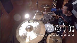 Vein - Virus://Vibrance Drum Cover by Bobby Delaney
