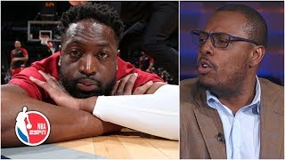 Paul Pierce says he had a better career than Dwyane Wade | Truth Serum | NBA Countdown