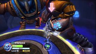 Video Skylanders Giants: Final Boss, Ending && Platinum Trophy