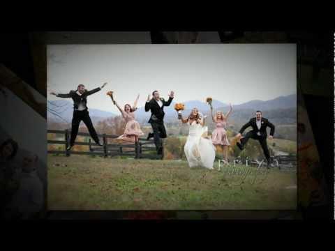 Priya Photo Set of the Watson Wedding