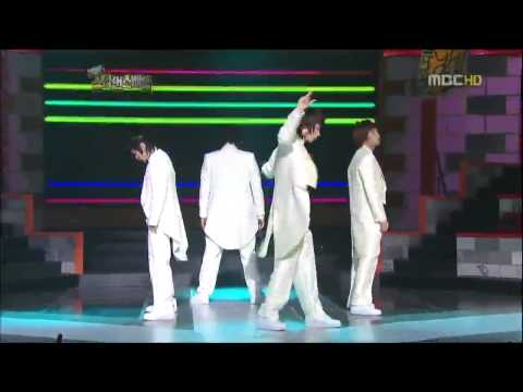 SS501 vs Super Junior Dance Battle Sexy vs Disco x264