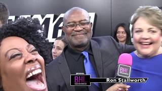 Ron Stallworth Shares Fav Spike Lee Joint | BlacKkKlansman Premiere