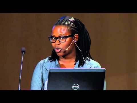 Vision speech from UNESCO-IHE Alumna Hope Mwanake