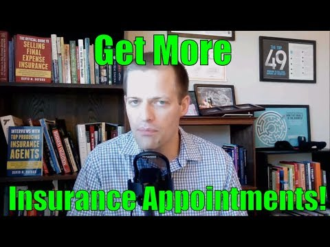 How To Start An Insurance Appointment Setting Call [Part 1 Of 3]