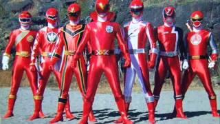 lịch sử phim Super Sentai của Nhật Bản