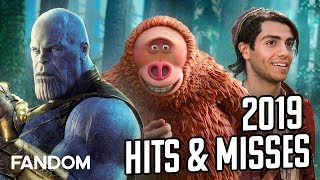 Biggest 2019 Hits & Misses (So Far)   Charting with Dan!