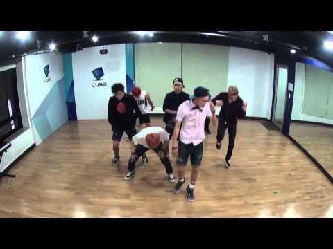 BTOB - 스릴러 (Choreography Practice Video)