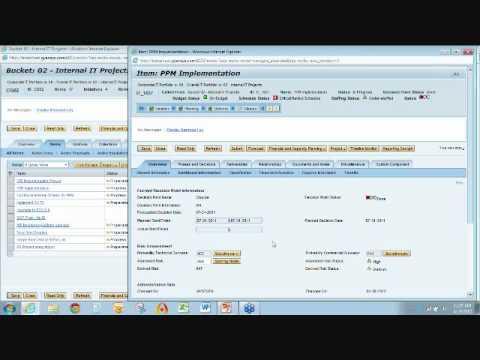 GyanSys - SAP PPM Webinar : Climbing the Maturity Ladder with SAP PPM 5.0 Part 3
