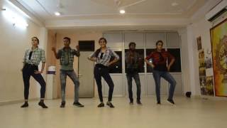 1234 Get on the dance floor - Choreography by Nikhil Verma @ Dance It Out with Nikhil Verma