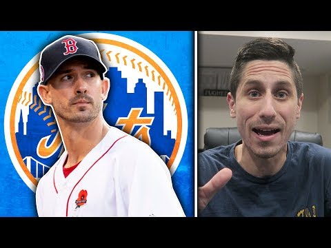 Rick Porcello SIGNS with New York Mets | MLB Hot Stove