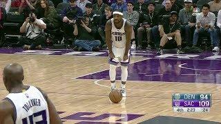 |急中生智!十五個NBA很聰明的進攻|
