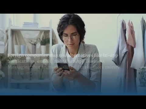 Corporate SMS rates for overseas entitie