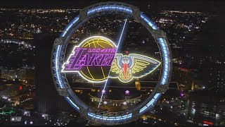 NBA 2K20 - Los Angeles Lakers Vs New Orleans Pelicans PS4 Gameplay (Hall Of Fame)