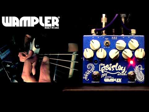 Wampler The Paisley Drive Deluxe (Pre-order)
