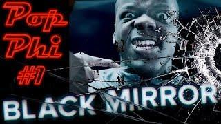 BLACK MIRROR, la série qui ne voulait pas qu'on la regarde | PopPhi #1