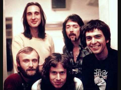 GENESIS 1973 - Studio Improvisation #1 - Selling England by The Session