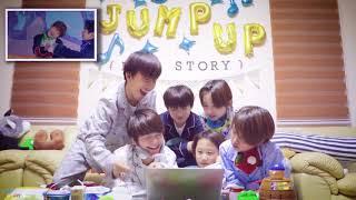 【ENG SUB】BOY STORY 3RD SINGLE 《JUMP UP》REACTION