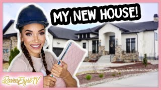 BUILDING MY DREAM HOME! (Progress Update)
