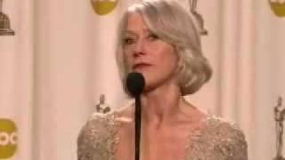 Helen Mirren - Oscars Press Conference