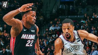 Miami Heat vs Brooklyn Nets - Full Game Highlights | December 1, 2019 | 2019-20 NBA Season