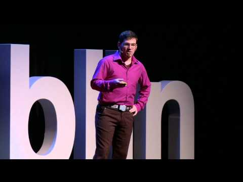 Getting From A to B: Aris Venetikidis at TEDxDublin - YouTube