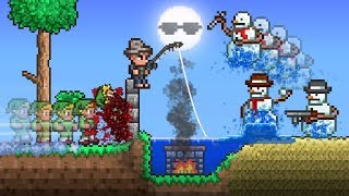 If Terraria was more Realistic
